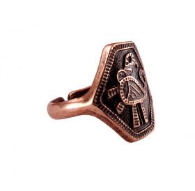 "Ring ""Turtle Dove"""
