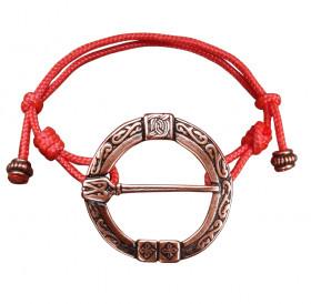 Браслет-шнурок «Готский»
