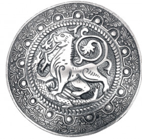 Фибула литая «Суздальский лев»