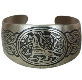 "Bracelet ""King of beasts"""