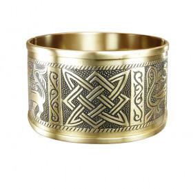 """Bracelet """"Star of svarog"""""""
