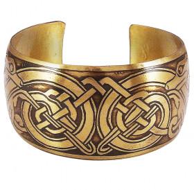 """Bracelet """"Celtic dogs"""""""