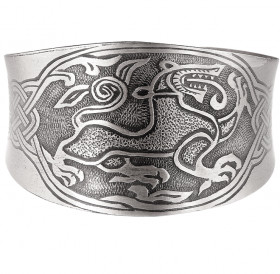 """Concave bracelet """"Lut-beast"""""""