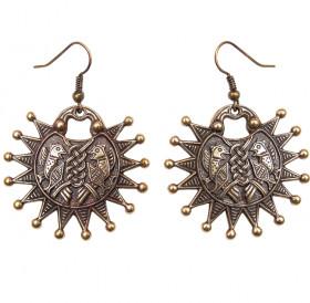 Svyatoozersk earrings