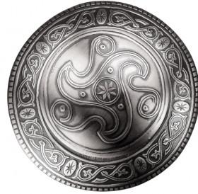 Фибула накладная «Трискелион»