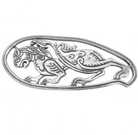Брошь «Лев»