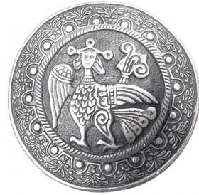 Фибула литая «Алконост»