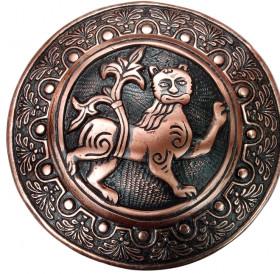 Фибула литая «Могучий лев»