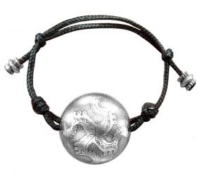 "Spherical bracelet-lace ""Solntsevorot"""