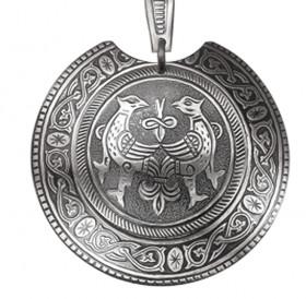 Колт накладной «Тереховские птицы»