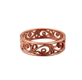 Кольцо «Руслана» прорезное нетонированное