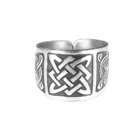 "Ring ""Star of Svarog"""