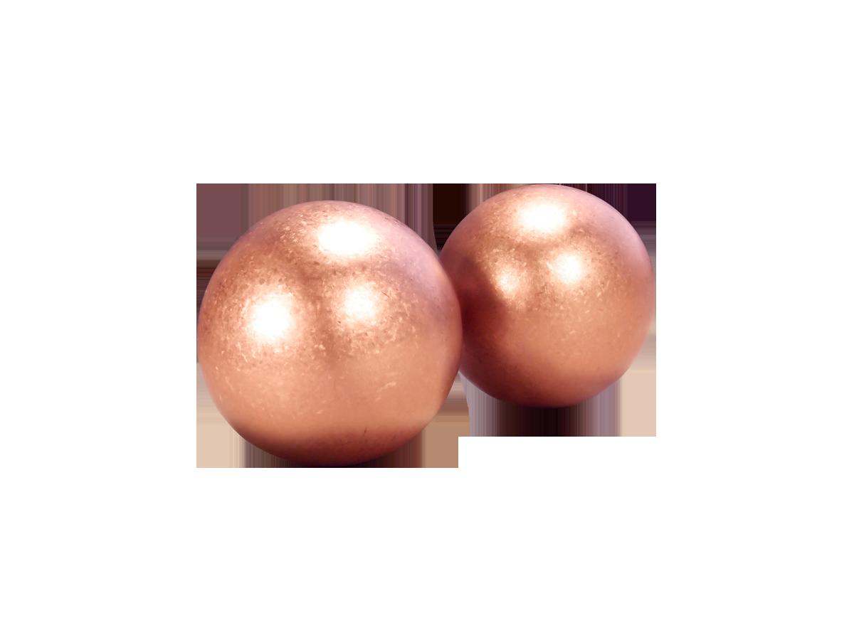 Matt Gantan balls D 40 mm