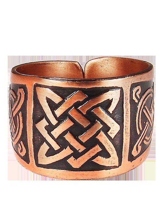 Кольцо «Звезда Сварога»