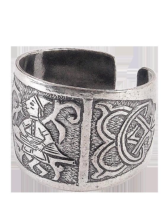Кольцо «Гусляр»