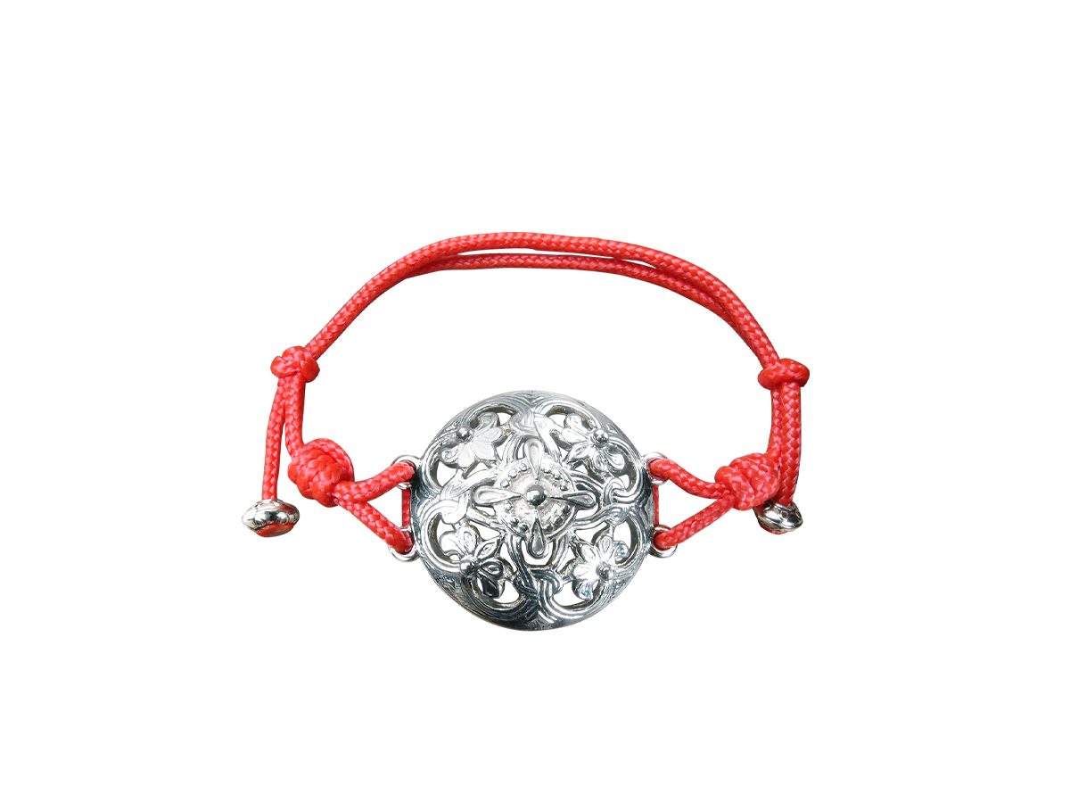 Браслет-шнурок «Процветание»