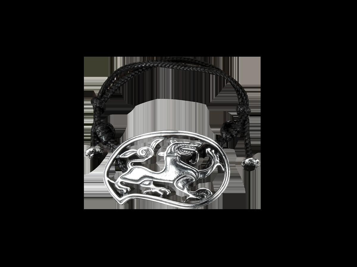 Браслет-шнурок «Лют-зверь»