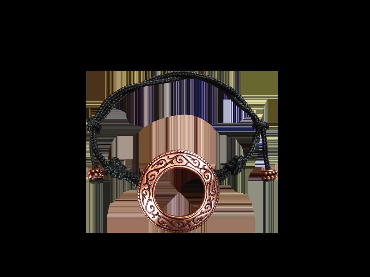 Браслет-шнурок неревский
